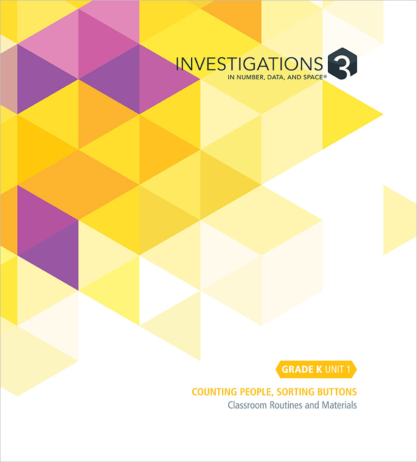 The Curriculum - Investigations3