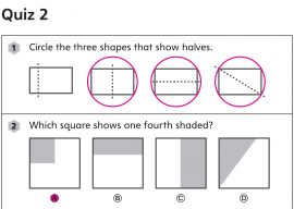 A Cross-Grade Q&A: Quizzes in Investigations 3