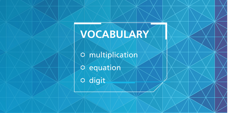 Q&A: Mathematical Vocabulary in Investigations 3