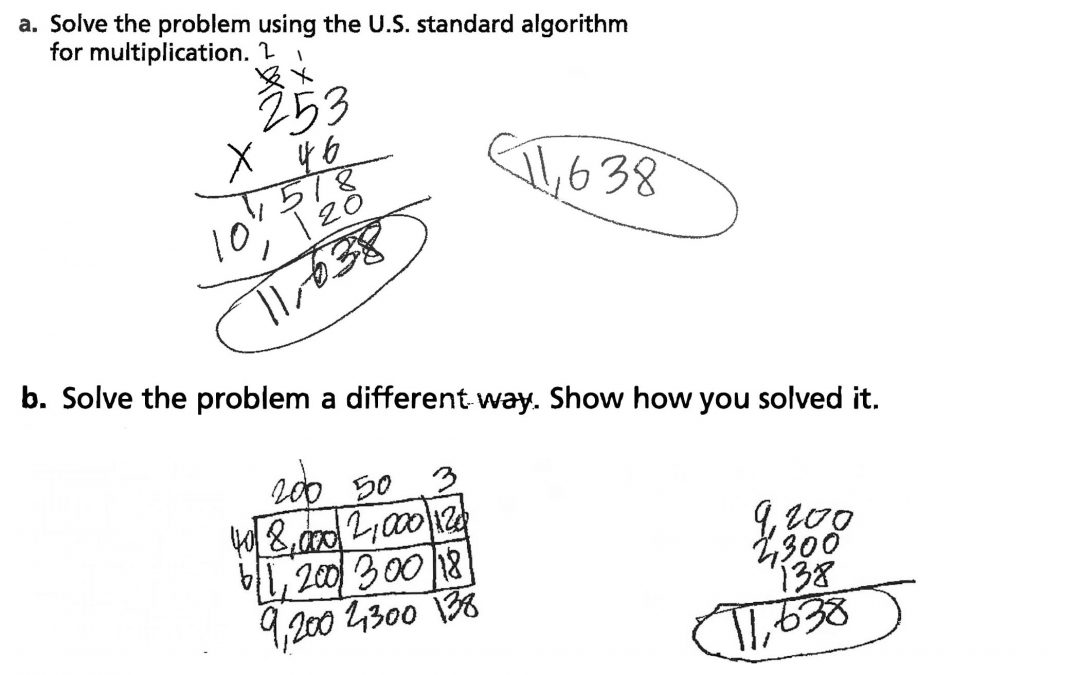 Multiplication in 5th Grade: What Are Some Issues?