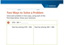 Helping with Math Homework